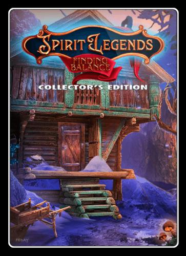 Легенды духов 4: Поиск гармонии / Spirit Legends 4: Finding Balance