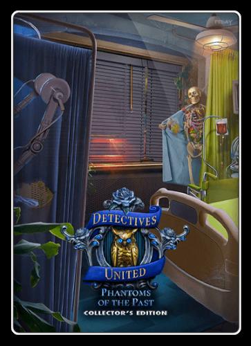 Лига детективов 4: Призраки прошлого / Detectives United 4: Phantoms of the Past
