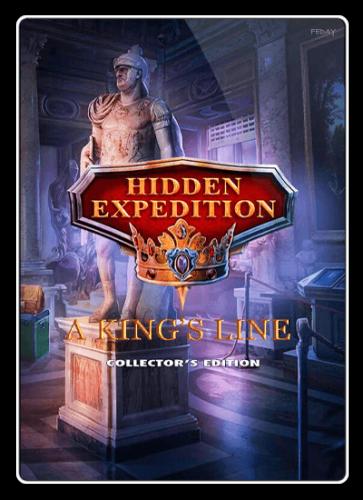 Секретная экспедиция 21: Династия королей / Hidden Expedition 21: A King's Line
