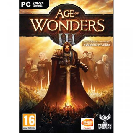 Age of Wonders 3: Deluxe Edition [v 1.704 + 4 DLC] (2014) PC | RePack от R.G. Механики