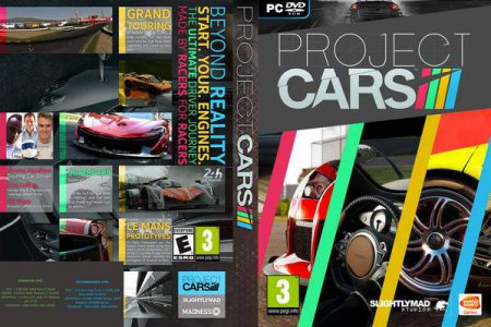 Project CARS [ Game of the Year Edition]  (2015) PC | RePack
