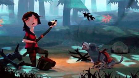 The Flame in the Flood (2016) [v 1.1] | Лицензия