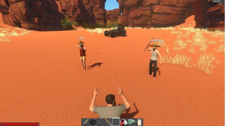 Скачать игру Hurtworld на компьютер через торрент