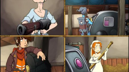 Deponia Doomsday (2016) RUS PC |RePack