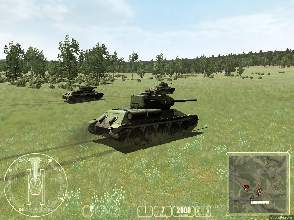 Скачать торрентом симулятор танка