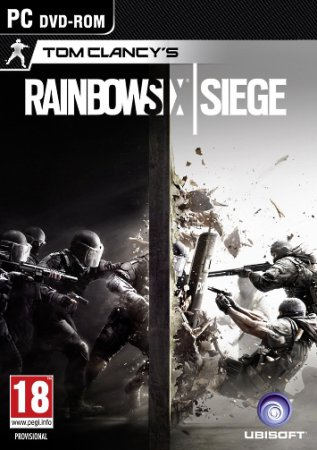 Tom Clancy's Rainbow Six: Siege Осада [Update 15] (2015)