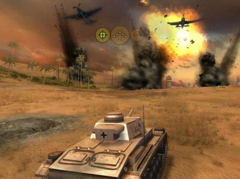 То��ен� �ка�а�� Танковая Гва�дия Д�н� в Огне panzer