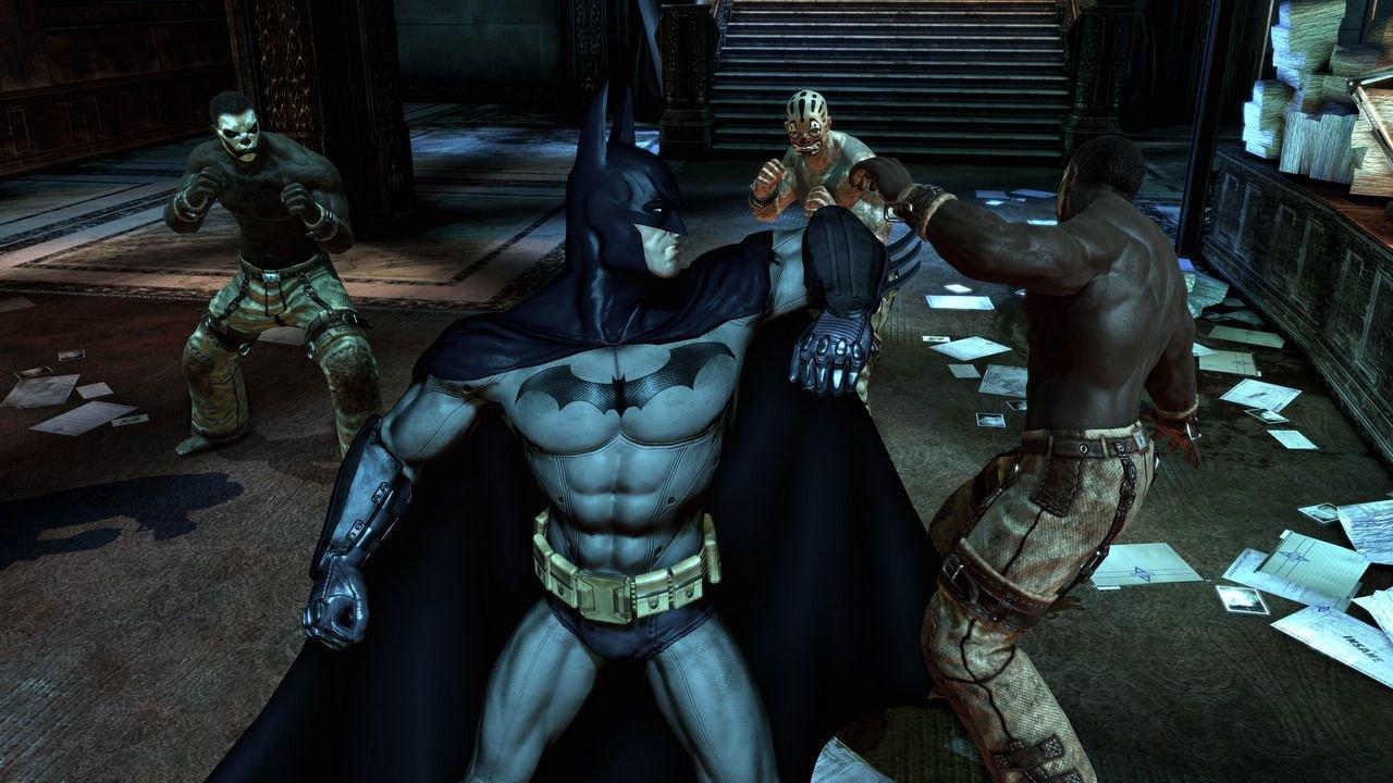 Скачать бесплатно онлайн игру бэтмэн архам асайлум реборн скачать игру онлайнi