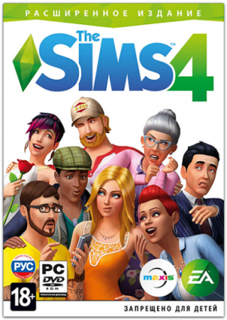 The Sims 4: Deluxe Edition (2014) PC