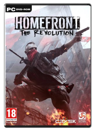 Homefront: The Revolution - Freedom Fighter Bundle  (2016) PC | RePack от