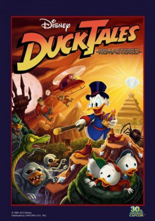 DuckTales Remastered(2013) аркады торрент
