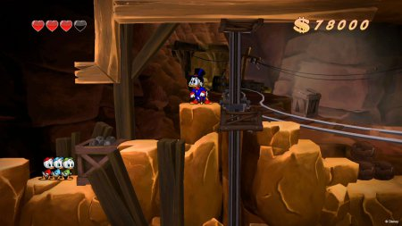 DuckTales Remastered [Update 4] (2013) аркады торрент | Steam-Rip