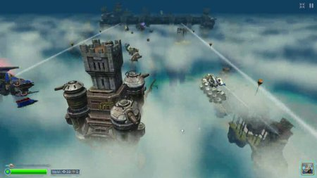 Sky to Fly: Soulless Leviathan (2016) игры аркады | Steam-Rip