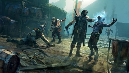 Middle-earth: Shadow of Mordor Game of the Year Edition (2015) торрент экшен | Steam-Rip
