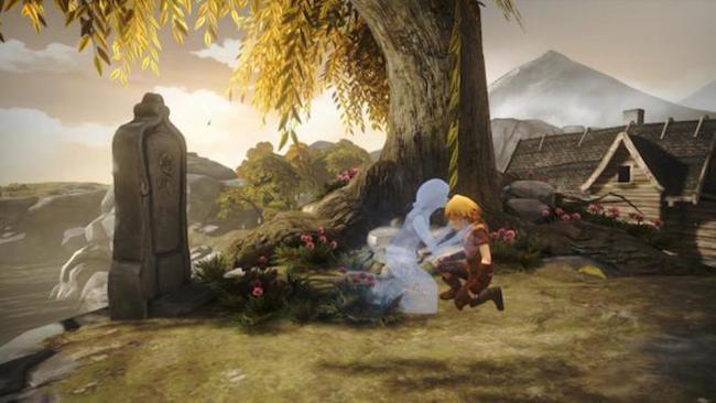 Предыдущая демонстрация геймплея интригует поболее, так что этот ролик скорее выступает brothers: a tale of two sons